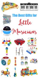 The Best Gifts for Little Musicians // Life Anchored