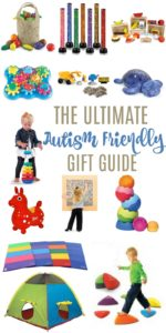 Autism Friendly Gifts for Kids the Ultimate List