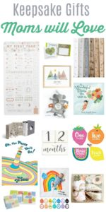 Keepsake Gifts that Every Mom will Love // Life Anchored