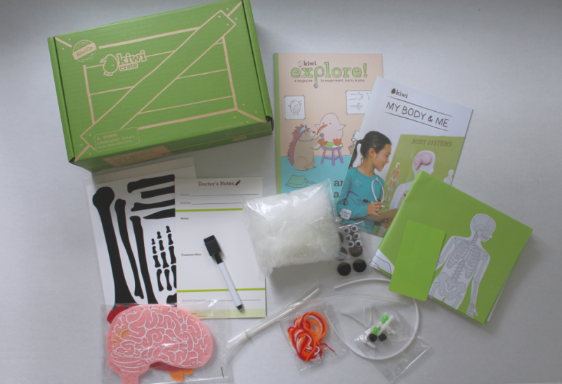 Subscription Boxes Kids WANT: Educational & Creative // Life Anchored AD