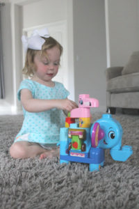 Less Toys for Better Toys // Life Anchored AD