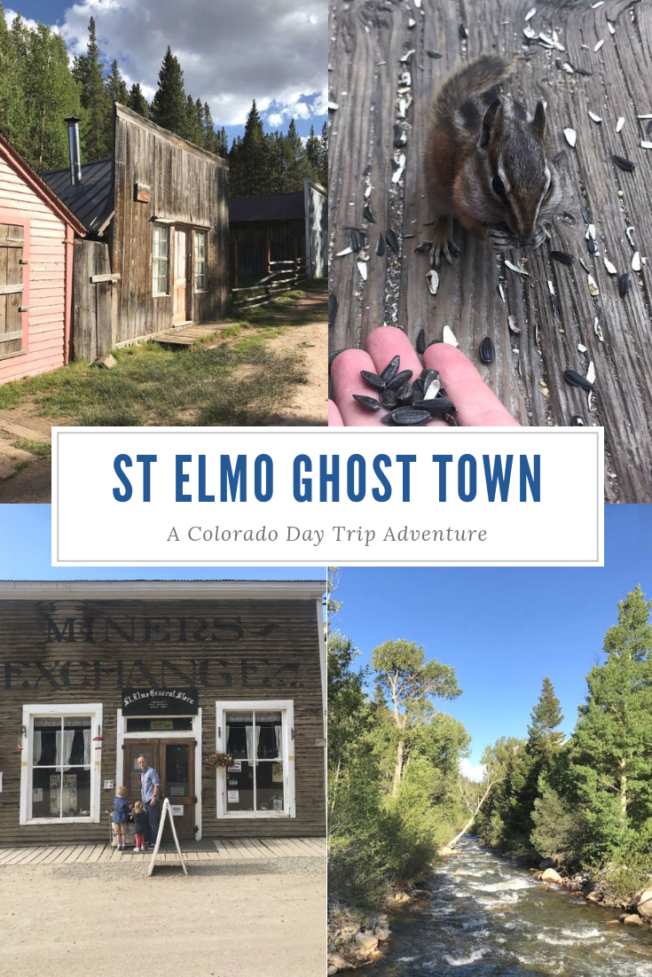 St Elmo Ghost Town A Colorado Adventure // Life Anchored