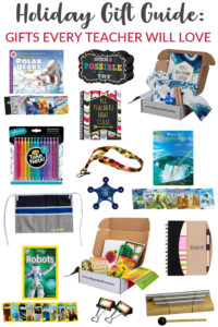 Gifts Every Teacher Will Love // Life Anchored #ad