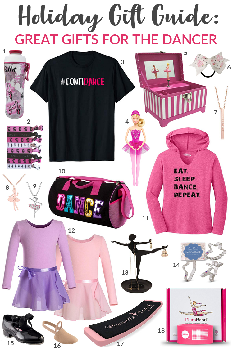Great Gifts for the Dancer - Life Anchored