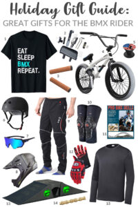 Gifts for the BMX Rider // Life Anchored