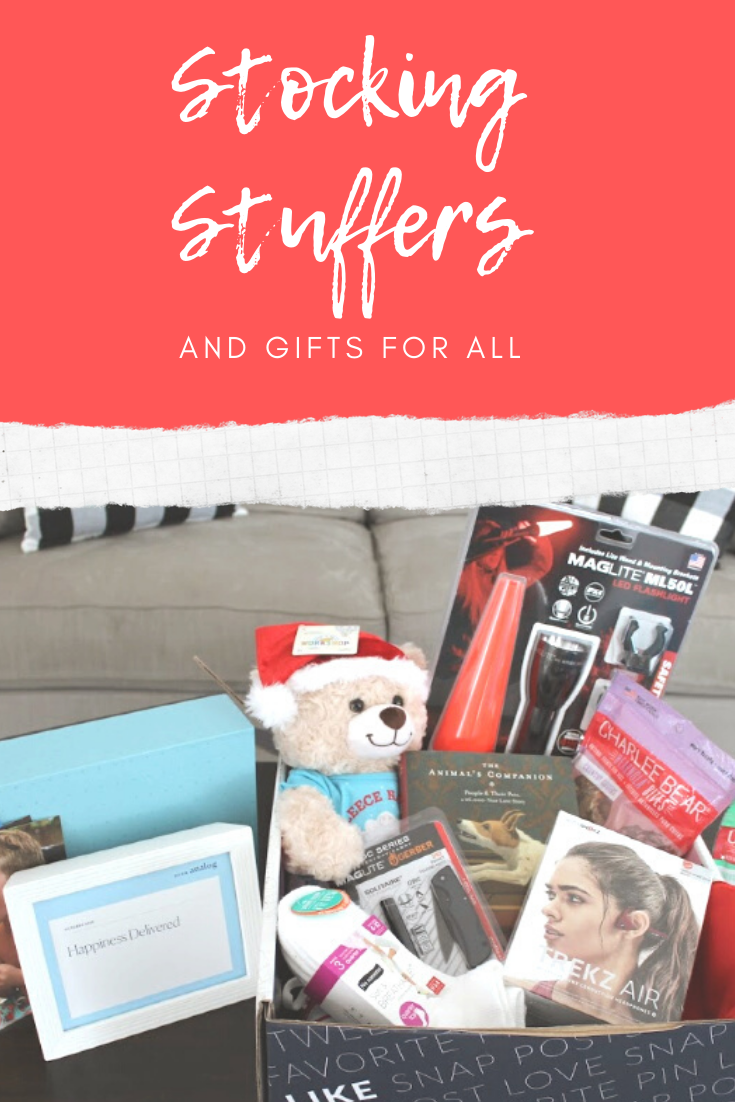Stocking Stuffers and Gifts for All // Life Anchored AD