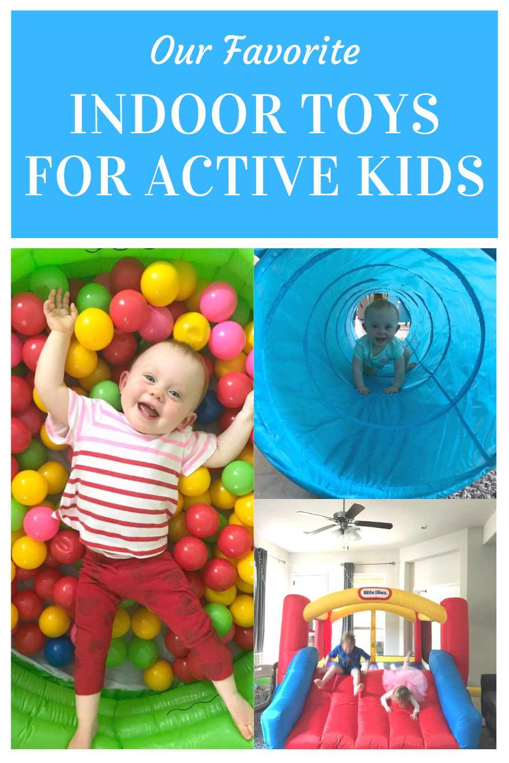 Our Favorite Indoor Toys for Active Kids // Life Anchored