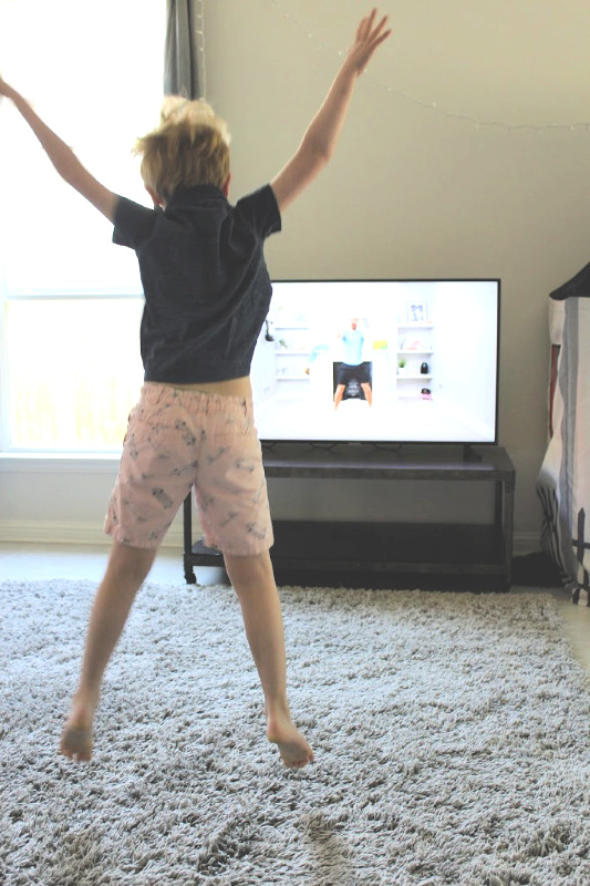 5+ Exercise Resources Kids Will LOVE // Life Anchored