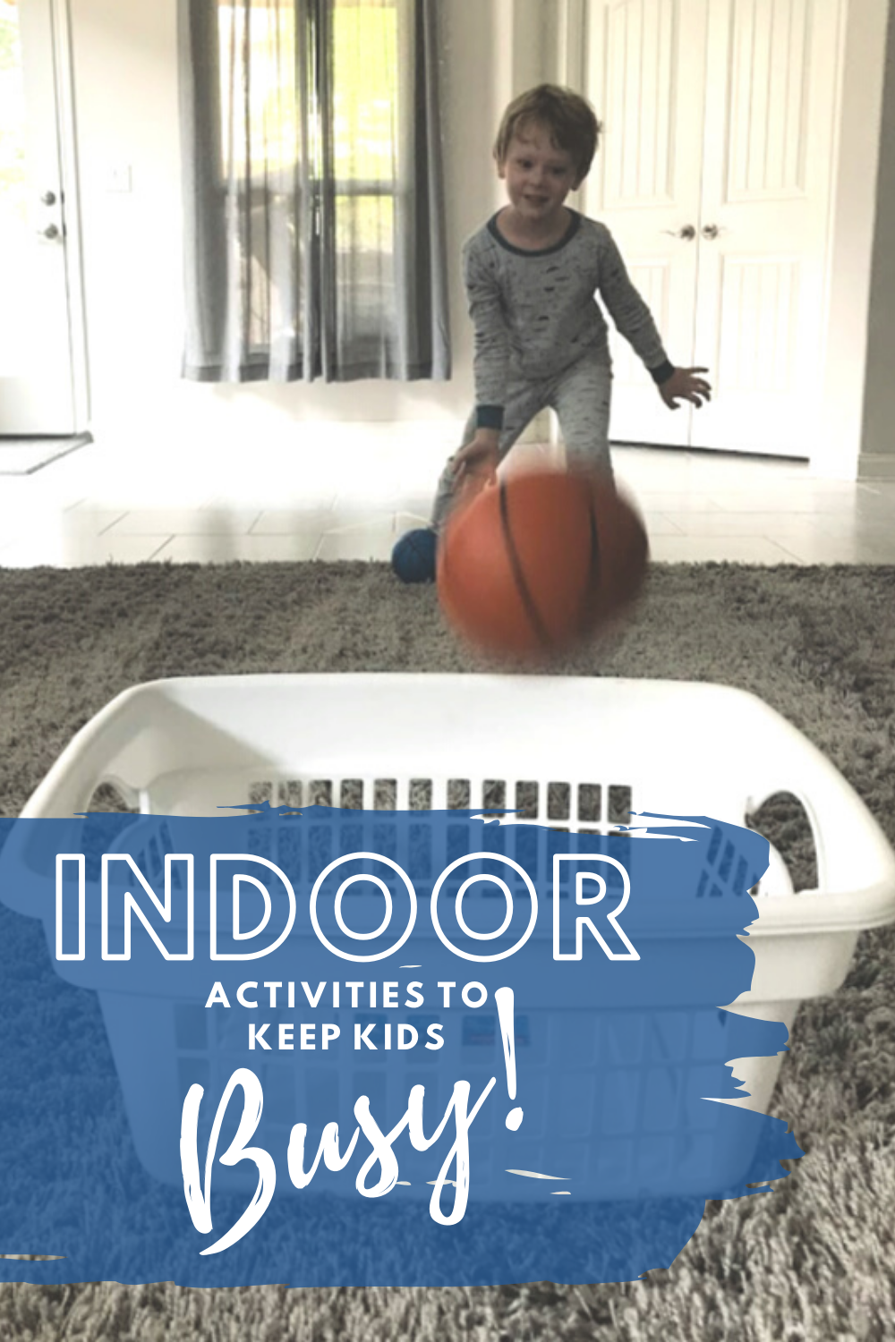 Indoor Activities to Keep Kids Busy // Life Anchored