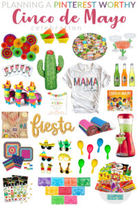 Planning a Pinterest worthy Cinco De Mayo celebration // Life Anchored