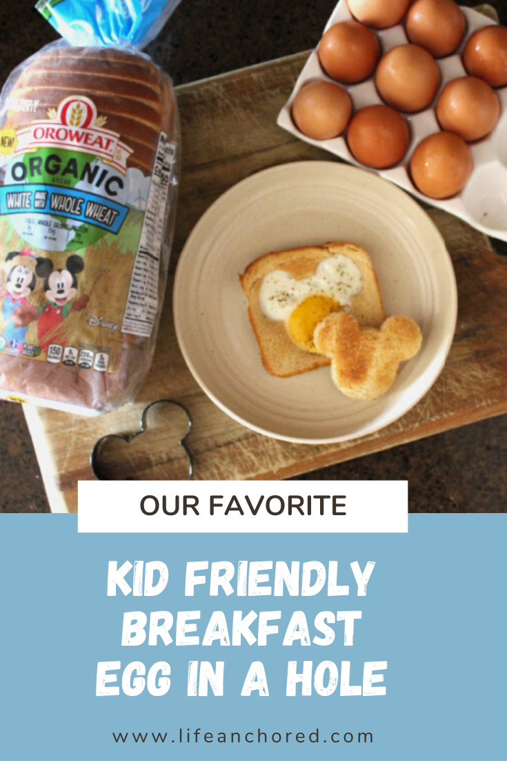kid friendly breakfast // Life Anchored AD