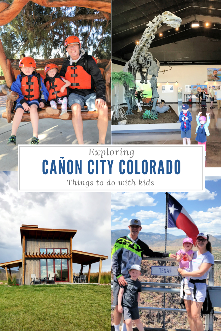 Explore Canon City Colorado with kids things to do // Life Anchored