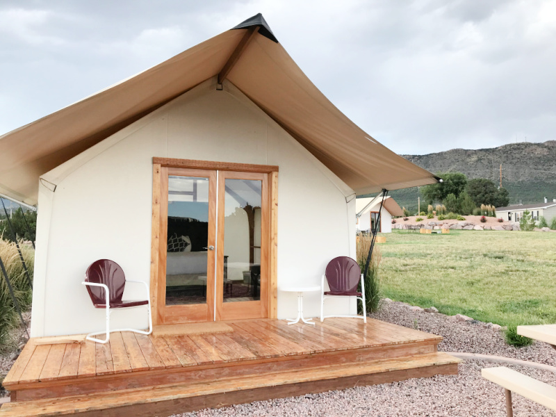 Canon City Royal gorge cabins // Life Anchored